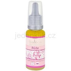 Saloos Bio Regenerative bio regenerační obličejový olej Růže 20 ml