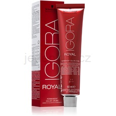 Schwarzkopf Professional IGORA Royal IGORA Royal barva na vlasy odstín 6-6  60 ml