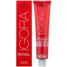 Schwarzkopf Professional IGORA Royal IGORA Royal barva na vlasy odstín 5-99 (Colorists´s Color Creme) 60 ml