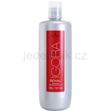Schwarzkopf Professional IGORA Royal IGORA Royal aktivační emulze 3% 10 Vol. 1000 ml