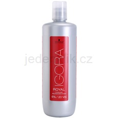 Schwarzkopf Professional IGORA Royal IGORA Royal aktivační emulze 6 % Vol.20 1000 ml