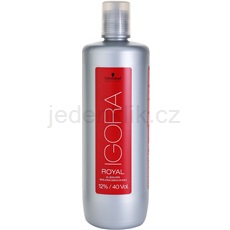 Schwarzkopf Professional IGORA Royal IGORA Royal aktivační emulze 12% 40 Vol. 1000 ml