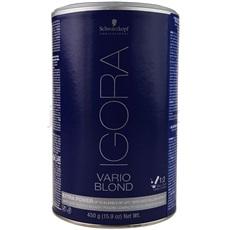 Schwarzkopf Professional IGORA Vario Blond zesvětlující a melírovací pudr 450 g