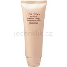 Shiseido Advanced Essential Energy Hand Nourishing Cream revitalizační krém na ruce 100 ml
