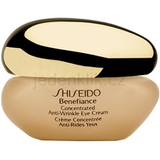 Shiseido Benefiance Concentrated Anti-Wrinkle Eye Cream oční krém proti otokům a vráskám 15 ml