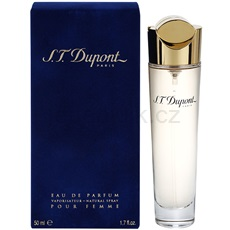 S.T. Dupont S.T. Dupont for Women 50 ml parfémovaná voda