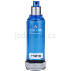 Swiss Army Mountain Water tester 100 ml toaletní voda