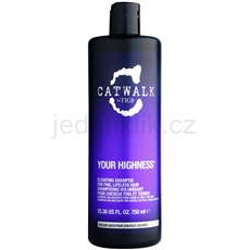 TIGI Catwalk Your Highness šampon pro objem 750 ml
