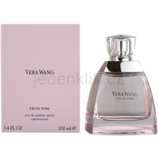 Vera Wang Truly Pink 100 ml parfémovaná voda