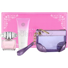 Versace Bright Crystal Bright Crystal 3 ks dárková sada