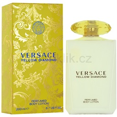 Versace Yellow Diamond Yellow Diamond 200 ml tělové mléko