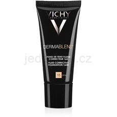 Vichy Dermablend Dermablend korekční make-up SPF 35 odstín 15 Opal  30 ml