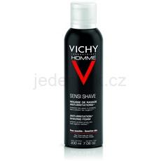 Vichy Homme Anti-Irritation pěna na holení pro citlivou a podrážděnou pleť 200 ml