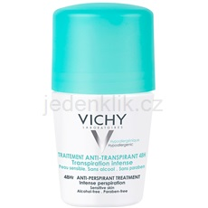 Vichy Deodorant antiperspirant roll-on proti nadměrnému pocení 48h  50 ml