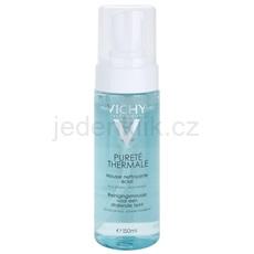 Vichy Pureté Thermale čisticí pěna pro rozjasnění pleti (Eau Moussante Nettoyante Éclat) 150 ml