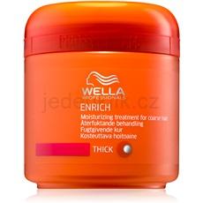 Wella Professionals Enrich hydratační a vyživující maska pro silné, hrubé a suché vlasy 150 ml