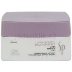 Wella Professionals SP Balance Scalp maska pro citlivou pokožku hlavy 200 ml