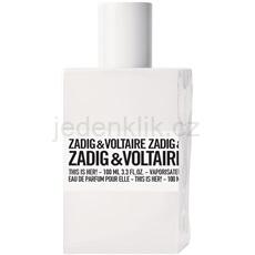 Zadig & Voltaire This is Her! This is Her! 100 ml parfémovaná voda pro ženy parfémovaná voda